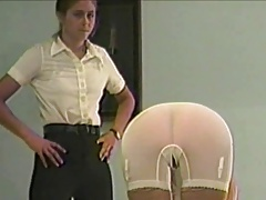 tough strapping added to spanking