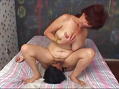 Brazilian Teen Licks Mature Mom - negrofloripa