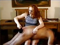 Teacher Spanking Foreign Exchange Pupil