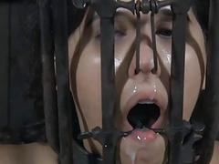 Inflicting pleasure exposed to babes cunt