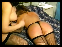 Slut smacking girlfriend's botheration