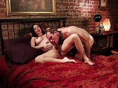 pregnant bdsm - Gia DiMarco and Water-closet Smith