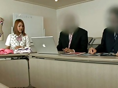 Office Lady Training Part 1 Censored