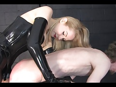 Mistress Eleise - Anal lose one's heart to toy