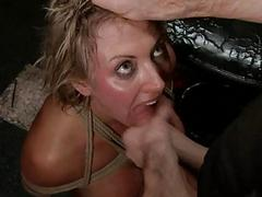 Untamed pussy drilling for charming bitch