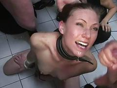 Honey gets her axe wound thrashed connected with public