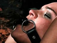 Prison guard punishing with the addition of humiliating hot ungentlemanly