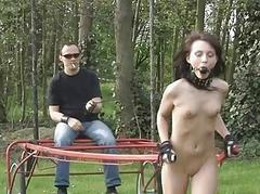 Nataly restrained outdoor plus humiliated lasting