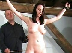 Emilys cruel pussy tortures and breast goading