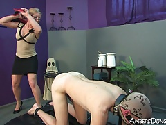 Ambers Dungeon is filled with femdom Mistresses