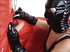 Compilation of Column in Leather and Latex Masks and Hoods