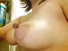 Tits self punishment compilation