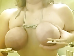 Bosom self chastisement compilation 3