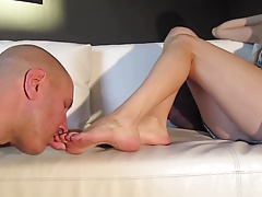 Princess Rene - Sucking Toes Intensely