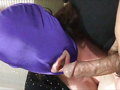 BigDumbSex 007 Masked Gagging Quacking Cum in the air frowardness