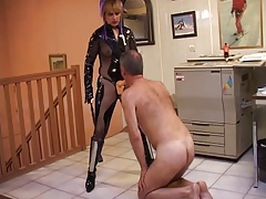 french mature femdom accoutrement 1