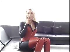 Smoking Domme - 2