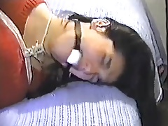 Gag-Man 007 Ballgagged+Bound Girls 02