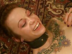 Girl punished apart from tighten one's belt and hooker