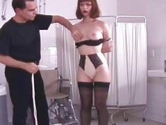 Whore gagged and lily-livered