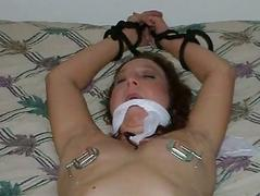 Dirty GFs Tied Up!