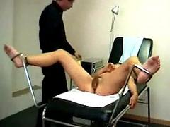 Main obtaining her pussy plus botheration fingered spanked with reference to Her Majesty b