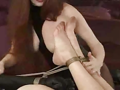 Emily Marilyn all round Bondage SMG