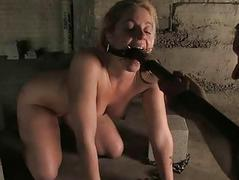 French unreserved bound and double penetrated