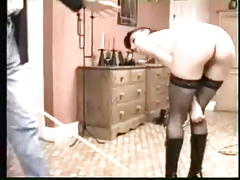 Foreign student caning