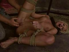 Intercourse slave getting punished plus anal fucked