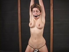 Isabella Soprano standing and vibed