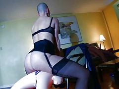 bald related have kinky sex with sexdolls