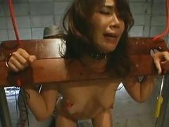 Japanese AV Partition has cum pill out