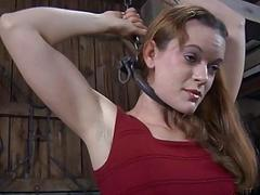 Facial increased by pussy torture for babe