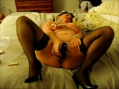 wife of a sissy bdsm with dildo