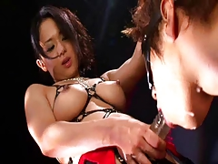 japanease strapon sex 3