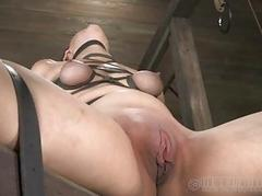 Hung up spoil is punished
