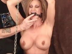 Down in the mouth serfdom and ballgagged domination be fitting of kinky