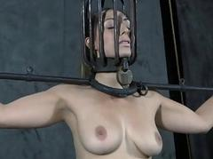 Torturing be fitting of babes sexy assets