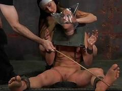 Gagged and bounded for anguish