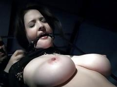 After hard dildo be wild about Bella s pussy is hot glistening