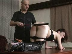 Kinky drop out of sight slave Fae Corbins amateur bdsm and h