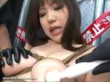 Intense Japanese Device Hiatus Bondage Sexual relations